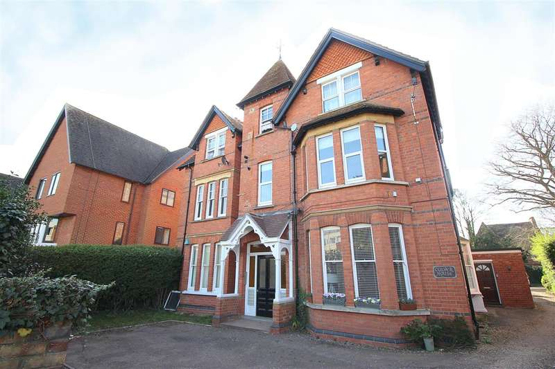 1 Bedroom Studio Flat for sale in Linden Road, Bedford