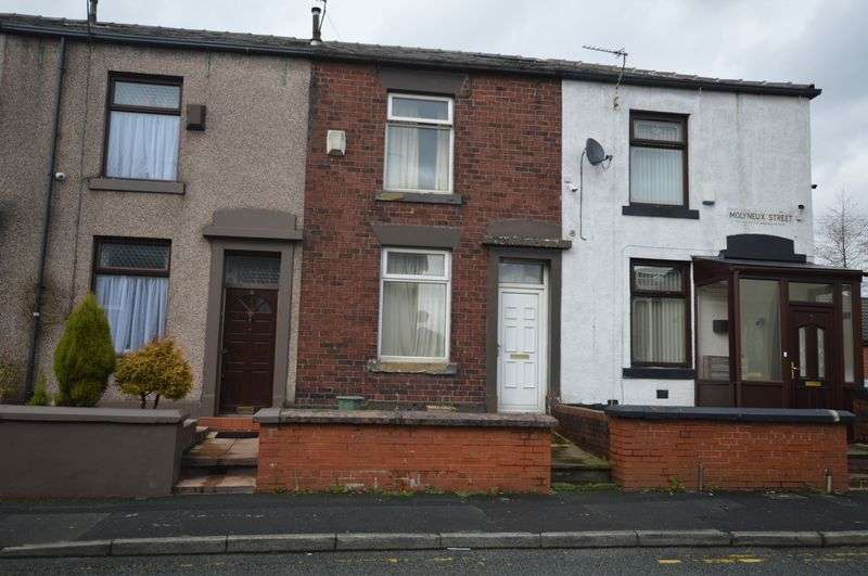 2 Bedrooms Terraced House for sale in Molyneux Street, Rochdale
