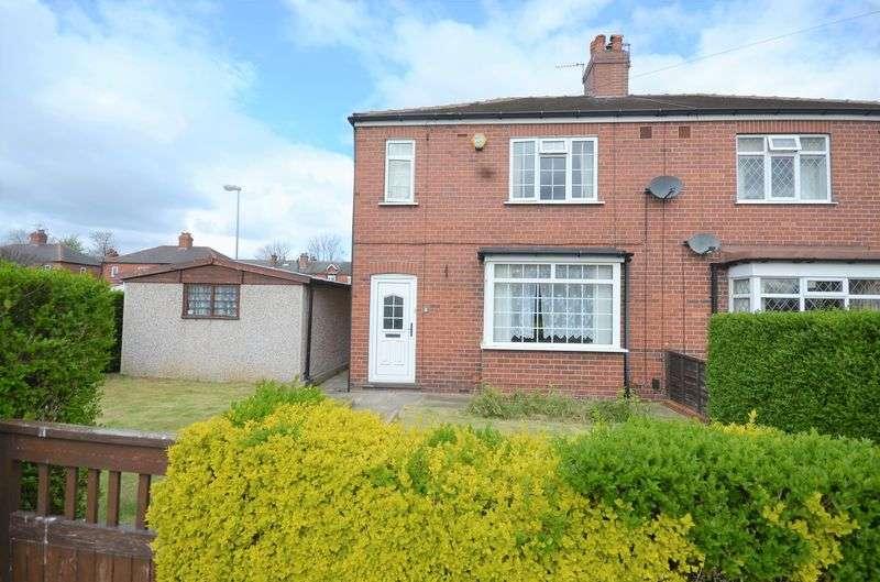 3 Bedrooms Semi Detached House for sale in 8 Brentlea Avenue, Wakefield, WF2 7SE