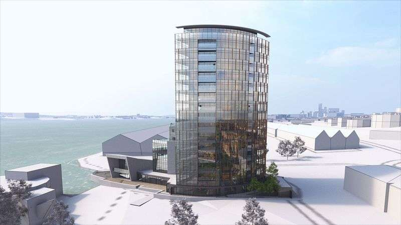 2 Bedrooms Flat for sale in Herculaneum Quay, Liverpool