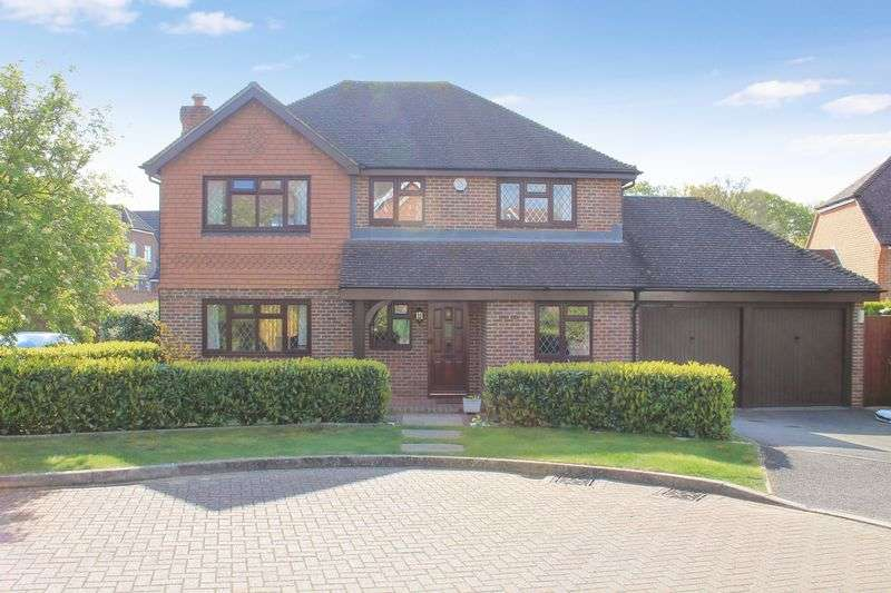 4 Bedrooms Detached House for sale in Pondfield Road, Rudgwick
