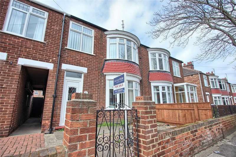 3 Bedrooms Terraced House for sale in Tees Road, Redcar
