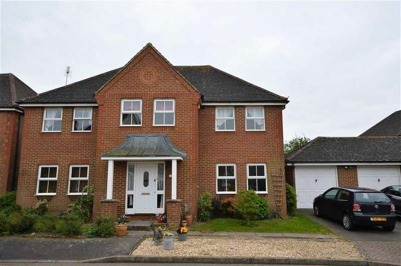 5 Bedrooms Detached House for sale in Thornton Close, Ashford, Kent