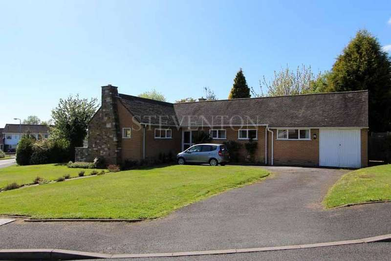 3 Bedrooms Detached Bungalow for sale in Heath Hill Road, Wightwick, Wolverhampton