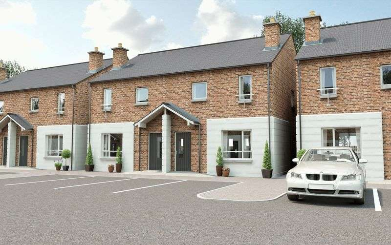 3 Bedrooms Semi Detached House for sale in Luxury Development of New Homes