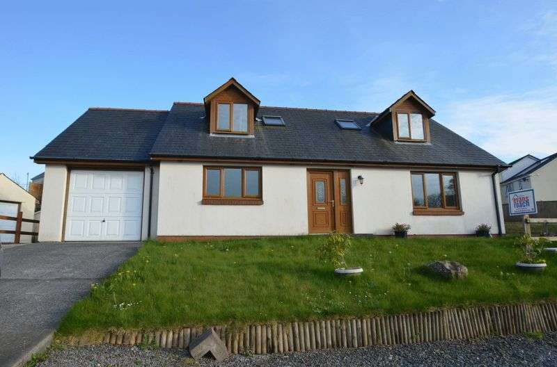 3 Bedrooms Detached Bungalow for sale in Silverdale Close, Haverfordwest