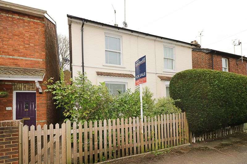 2 Bedrooms Semi Detached House for sale in Silverdale Road, Tunbridge Wells