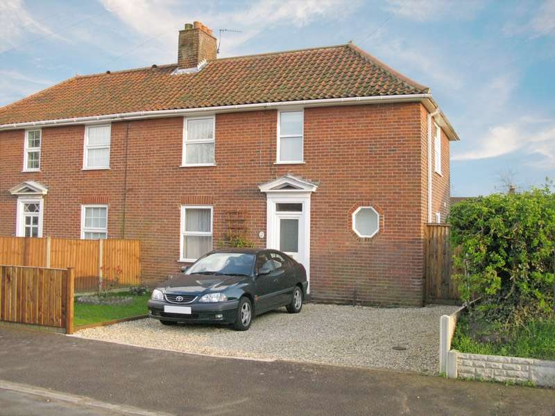 3 Bedrooms Semi Detached House for sale in Bacton Road, Norwich, Norfolk, NR3