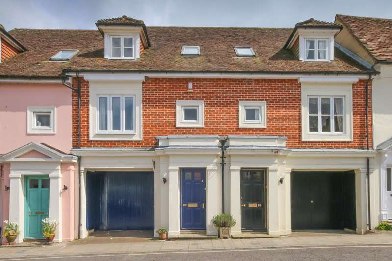 4 Bedrooms Town House for sale in Broad Street, Alresford, Hampshire, SO24