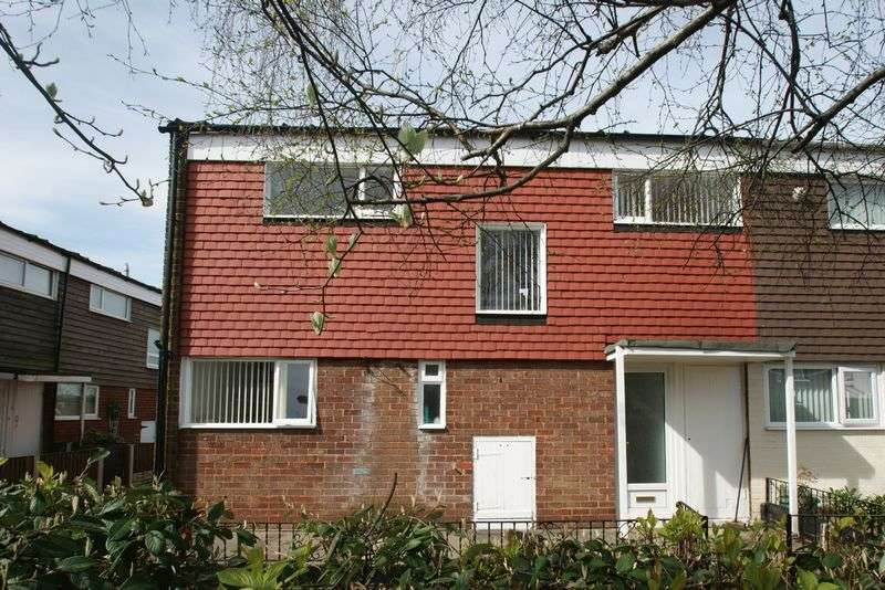 3 Bedrooms Terraced House for sale in Tarbrock Court, Bootle
