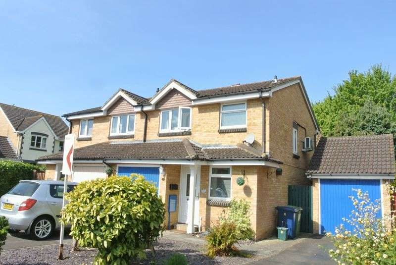 3 Bedrooms Semi Detached House for sale in Pirton Meadow, Churchdown, Gloucester