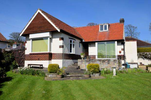 1 Bedroom Detached Bungalow for sale in Mayfield Avenue, Newby, Scarborough, North Yorkshire YO12 6DF