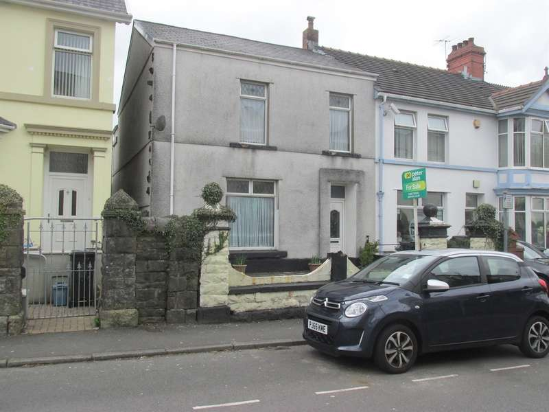 3 Bedrooms End Of Terrace House for sale in Courtland Terrace, Merthyr Tydfil
