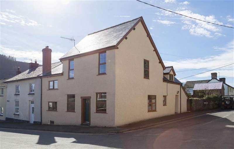 3 Bedrooms Cottage House for sale in Broad Street, NEW RADNOR, New Radnor, Powys