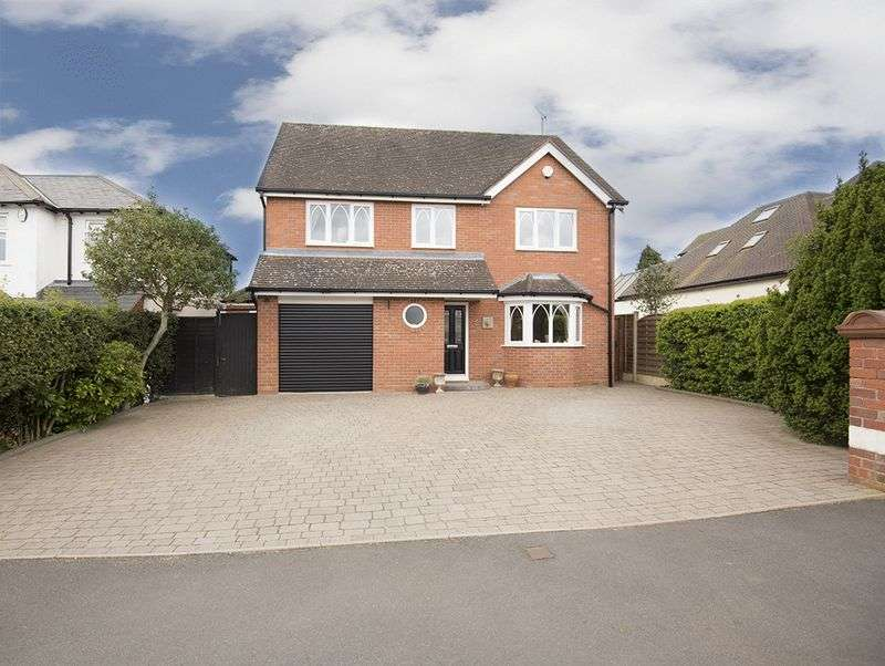 4 Bedrooms Detached House for sale in South Road, Hagley