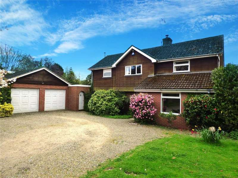 4 Bedrooms Detached House for sale in Church Lane, Mamble, Kidderminster, Worcestershire