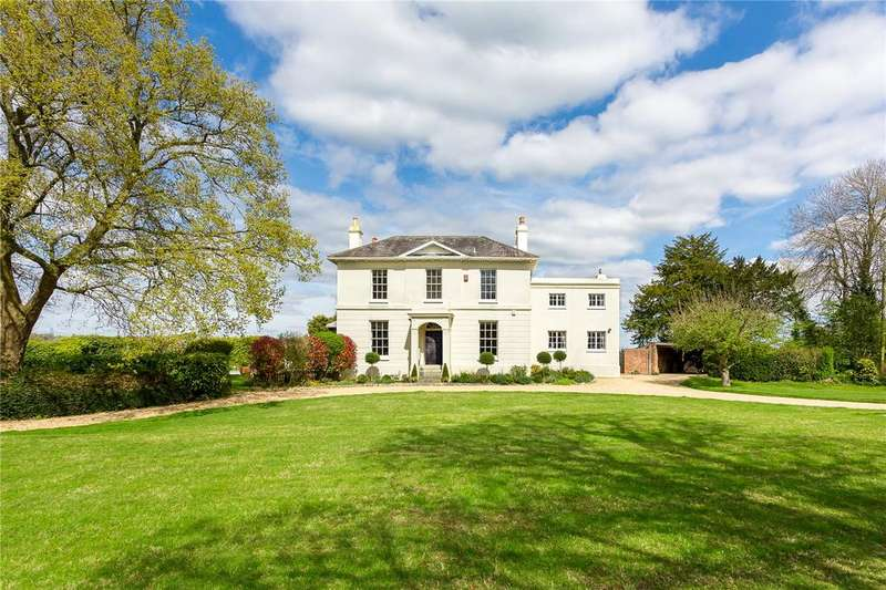 6 Bedrooms Detached House for sale in Church Lane, Twineham, Haywards Heath, West Sussex