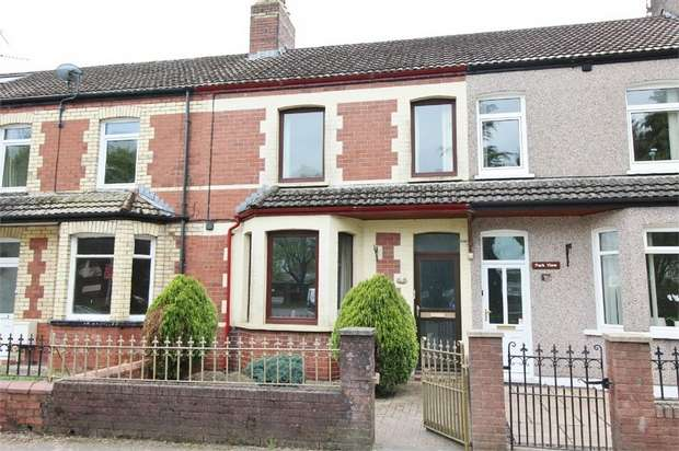2 Bedrooms Terraced House for sale in Oakfield Road, Oakfield, CWMBRAN, Torfaen