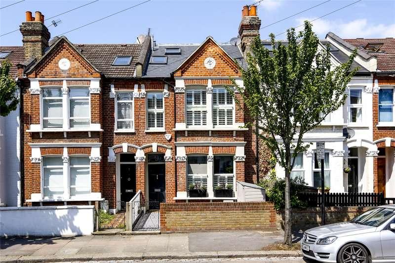 4 Bedrooms Terraced House for sale in Aldren Road, Wandsworth, London, SW17