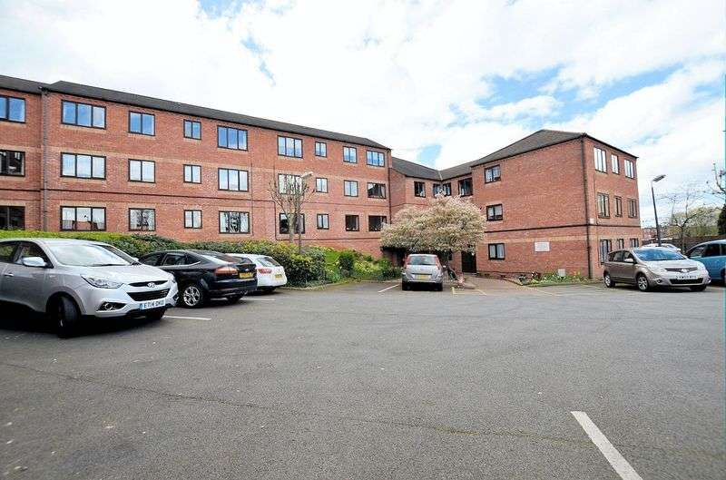 2 Bedrooms Retirement Property for sale in Sandon Road, Smethwick