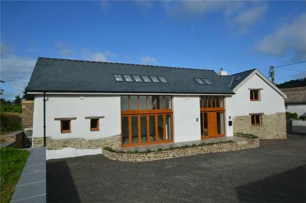 4 Bedrooms Detached House for sale in Braunton, CROYDE, Devon