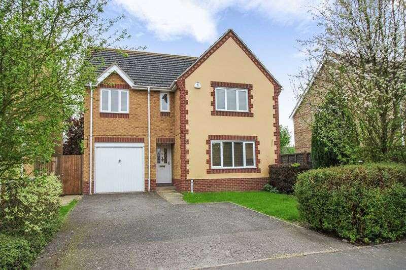4 Bedrooms Detached House for sale in Ferriman Road, Spaldwick, Huntingdon