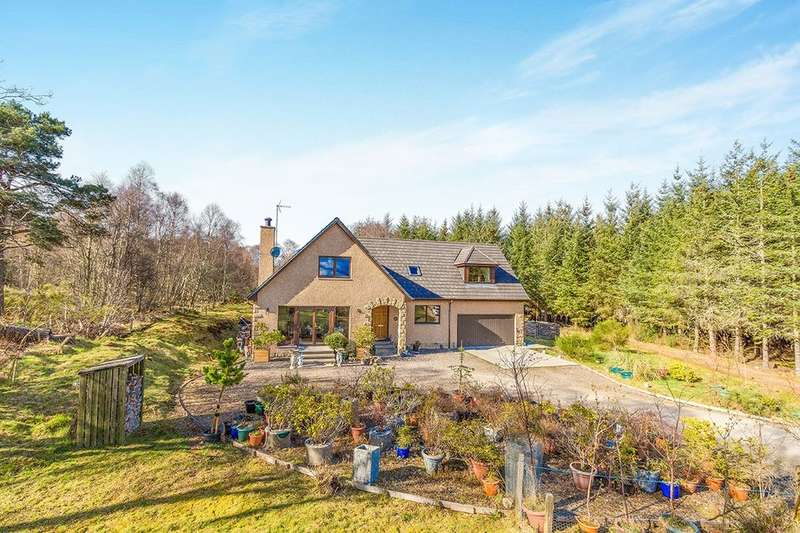 4 Bedrooms Detached House for sale in Wise Owl, Craigellachie, Aberlour, AB38