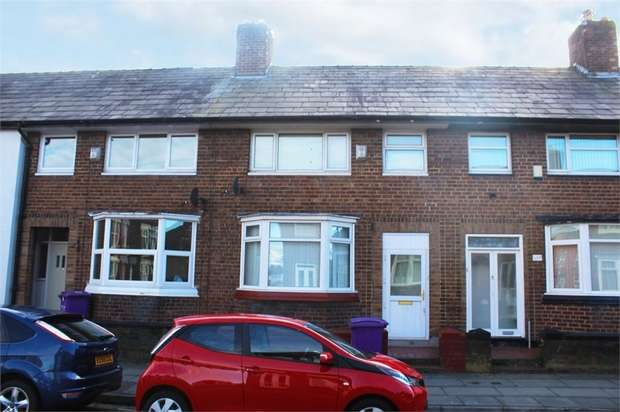 3 Bedrooms Terraced House for sale in Marlborough Road, Tuebrook, Liverpool, Merseyside
