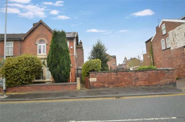 3 Bedrooms End Of Terrace House for sale in Shaw Heath, Shaw Heath, Stockport, Cheshire