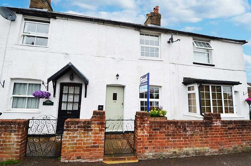 2 Bedrooms Terraced House for sale in Sedgmoor Road, Flackwell Heath, HP10