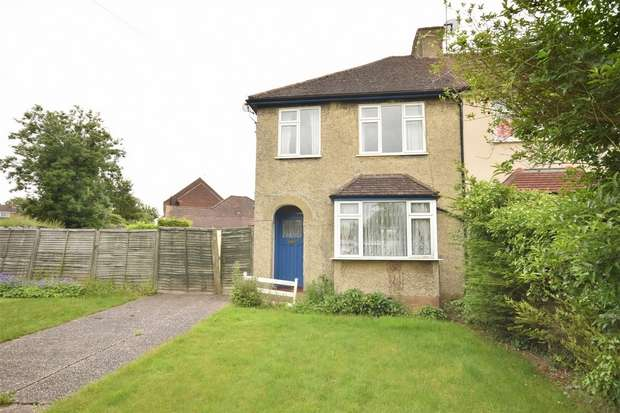 3 Bedrooms Semi Detached House for sale in 141 West End, Kemsing, Sevenoaks