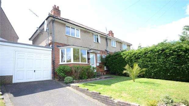 3 Bedrooms Semi Detached House for sale in Romsey Road, Tilehurst, Reading