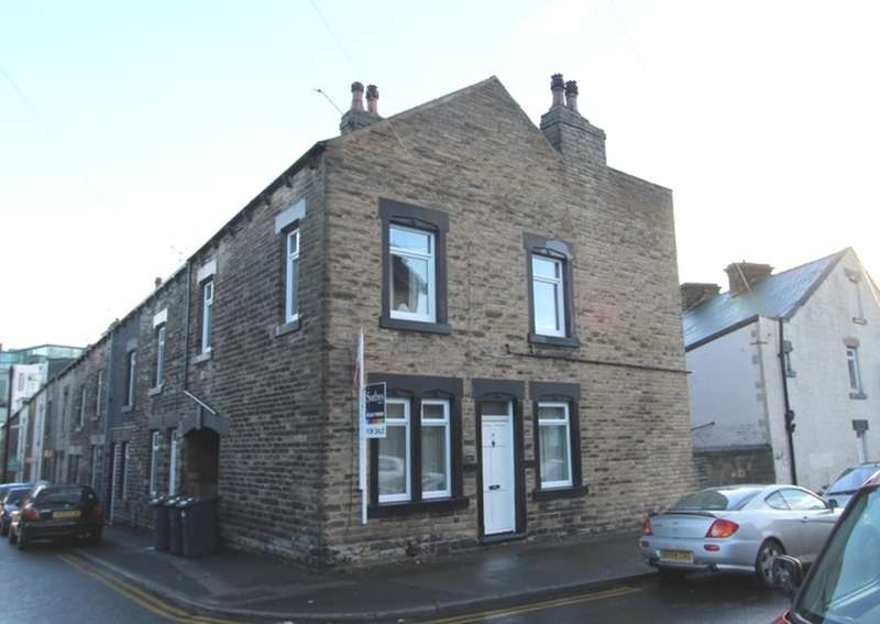 4 Bedrooms End Of Terrace House for sale in Farrar Street, Barnsley, S70 6BS