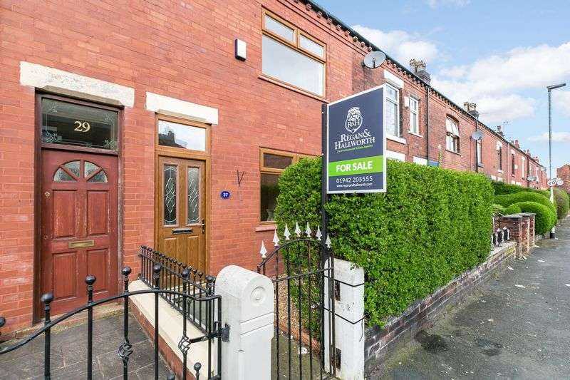 2 Bedrooms Terraced House for sale in Delph Street, Wigan, WN6 7EG