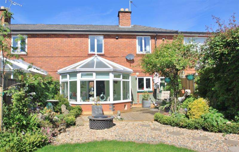 3 Bedrooms Terraced House for sale in Middleton Avenue, Ross-On-Wye