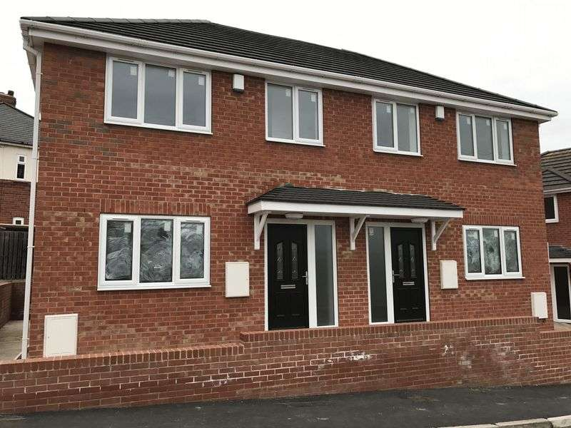 3 Bedrooms Semi Detached House for sale in Priory Estate, Pontefract