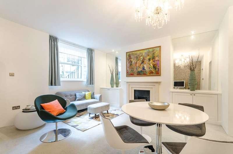 2 Bedrooms Flat for sale in Gloucester Street, Pimlico, SW1V