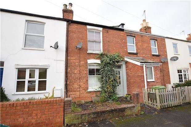 2 Bedrooms Terraced House for sale in Croft Avenue, Charlton Kings, CHELTENHAM, Gloucestershire, GL53 8LF