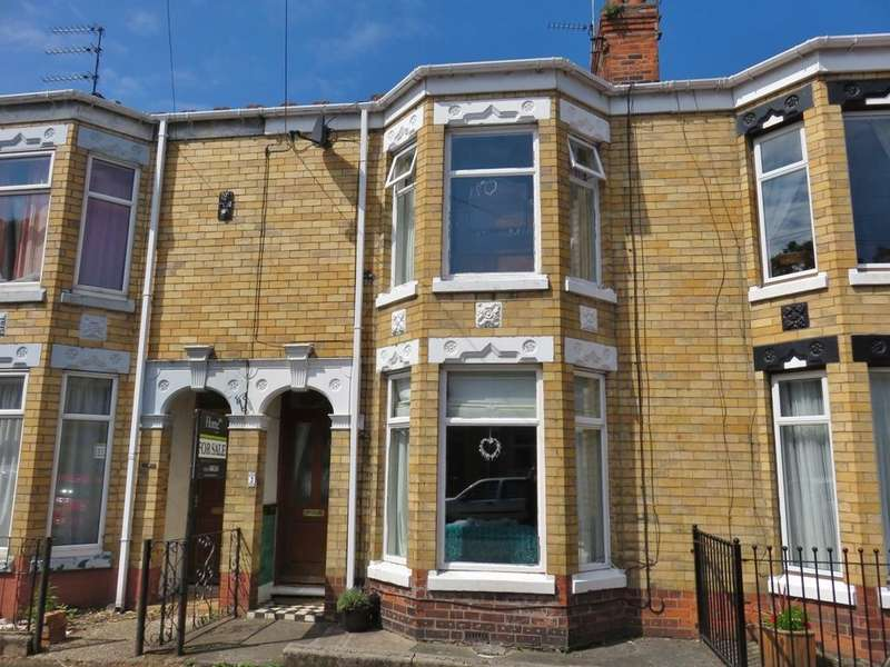 3 Bedrooms House for sale in Madison Gardens, Park Avenue, HULL, HU5 4DB