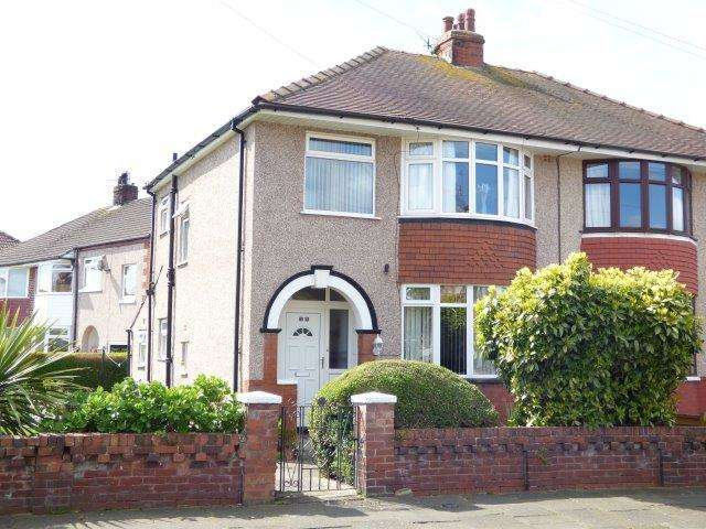3 Bedrooms Semi Detached House for sale in Thirlmere Drive, Morecambe, LA4 4NP