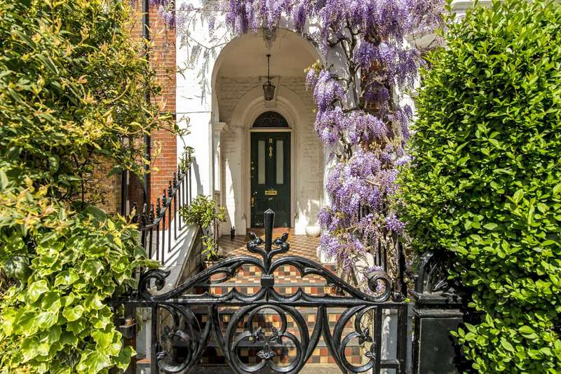 6 Bedrooms House for sale in St Ann`s Villas, Holland Park
