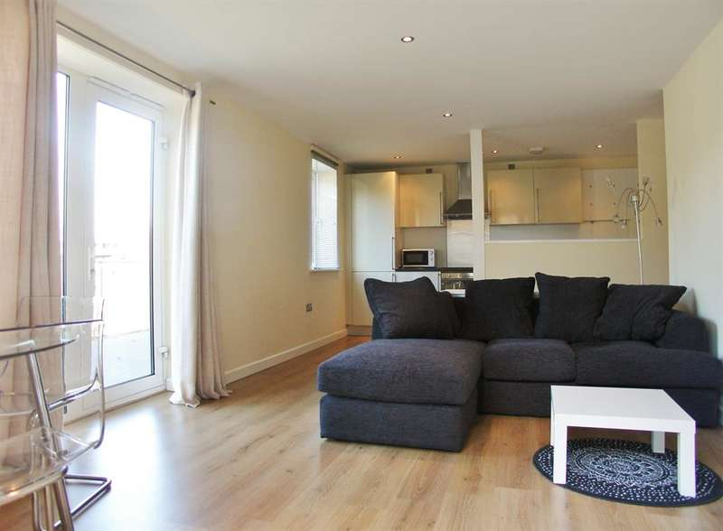 2 Bedrooms Apartment Flat for rent in Wards Brewery, Ecclesall Road, Sheffield, S11 8HP
