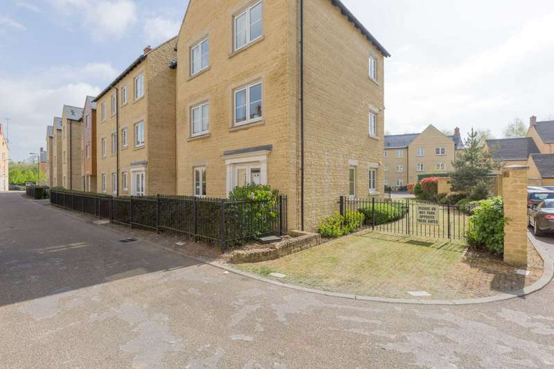 1 Bedroom Apartment Flat for sale in Otters Court, Witney