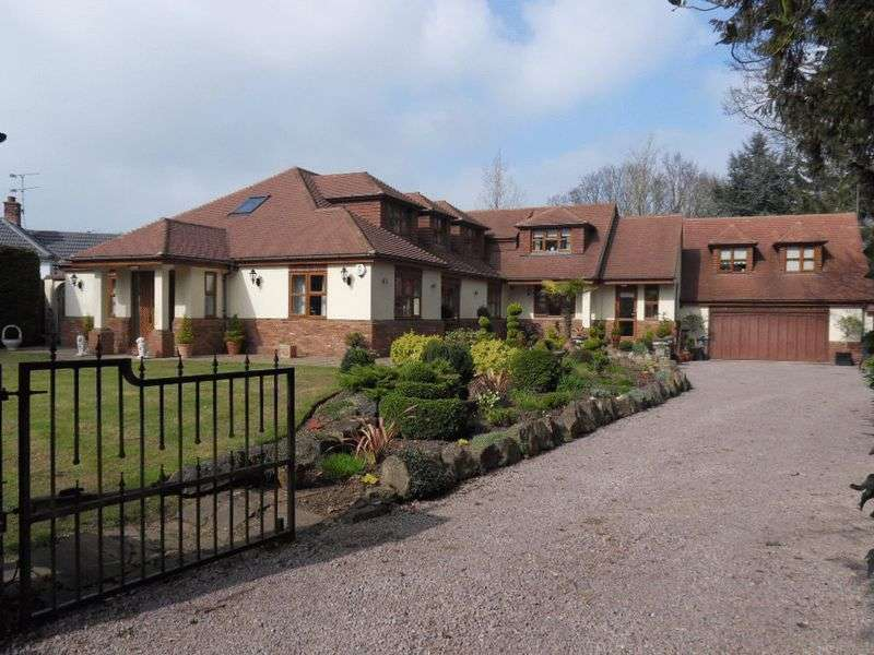 6 Bedrooms Detached House for sale in Church Lane, Oakley