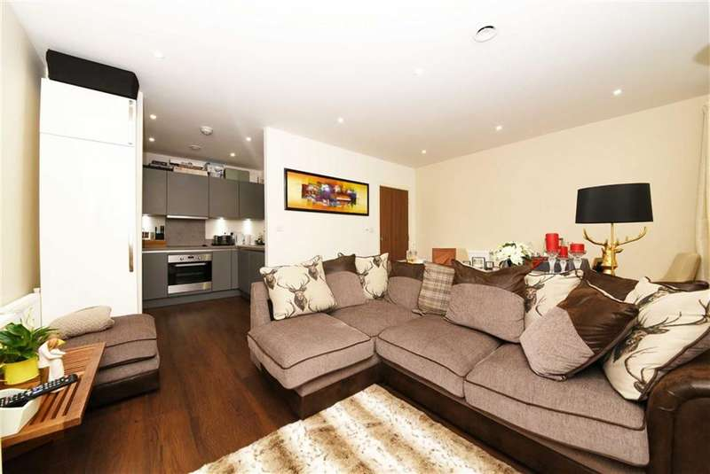 1 Bedroom Property for sale in Moorhen Drive, Hendon, London
