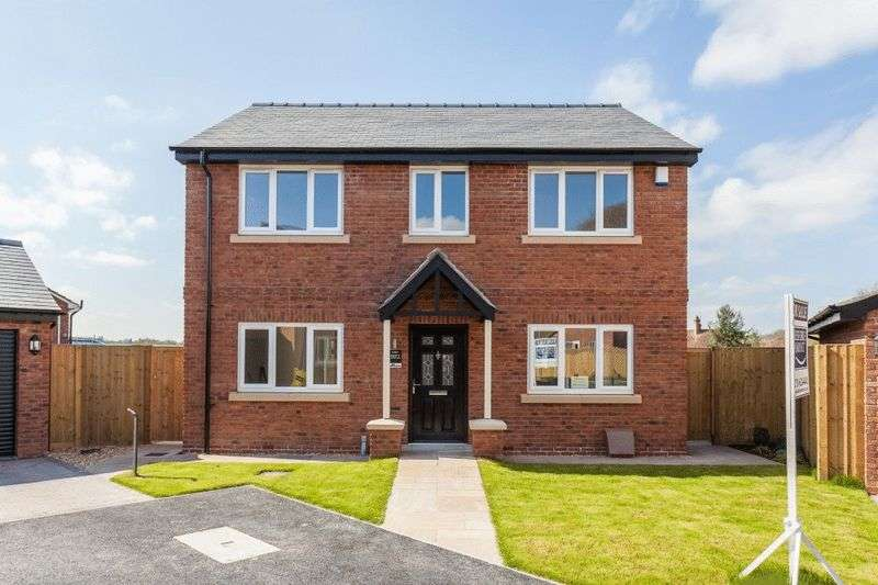 4 Bedrooms Detached House for sale in 3 Fiennes Court, Old Chester Road, Nr Malpas SY14 8DY