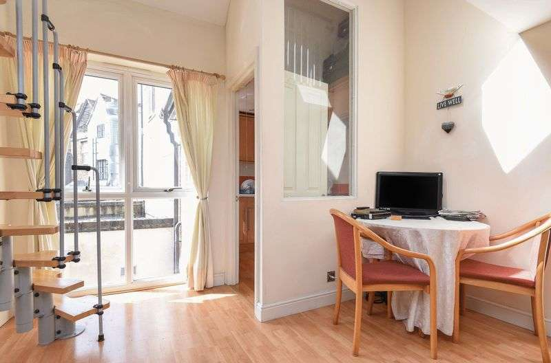 1 Bedroom Terraced House for sale in Bridge Street, Abingdon