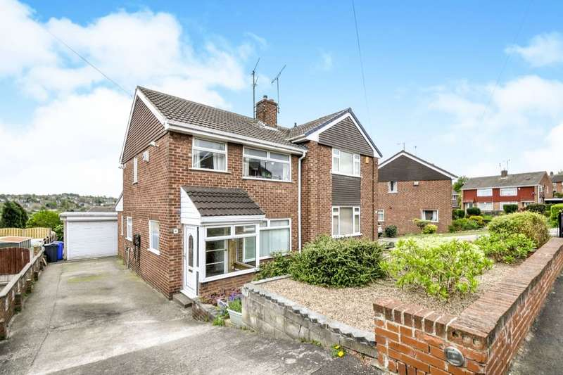 3 Bedrooms Semi Detached House for sale in Orchard Crescent, Sheffield, S5