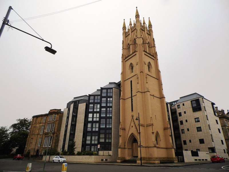 2 Bedrooms Flat for rent in Park House, Park, Glasgow