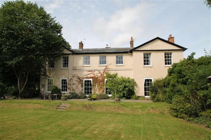 5 Bedrooms Town House for sale in Burway Road, Church Stretton, Shropshire